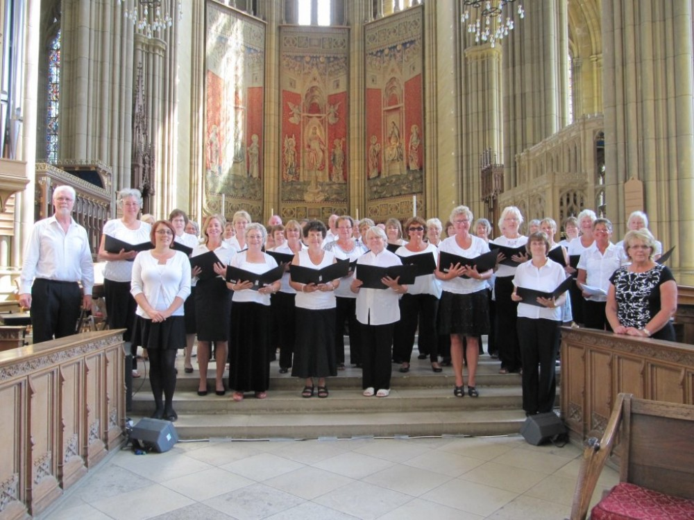 Singing for Fun at Lancing College