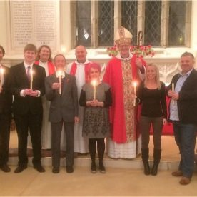 Deanery Confirmation 2016