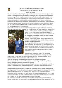 thumbnail of Imara – Uganda Newsletter Feb. 2018