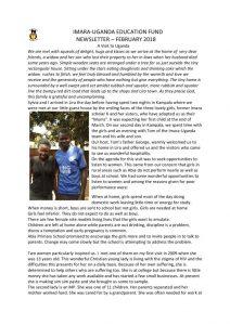 thumbnail of Imara – Uganda Newsletter Feb. 2018
