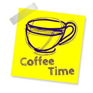 Parish Coffee Time - on-line
