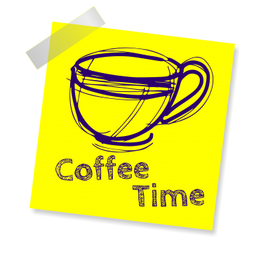 Parish coffee time (on-line)