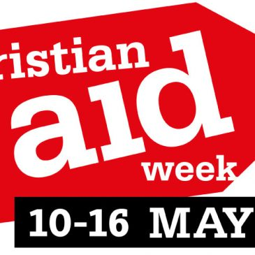Christian Aid Week 10th -16th May – thank you